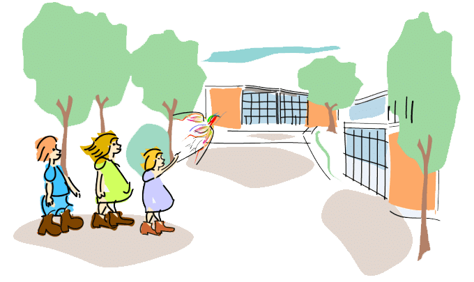 Grundschule Schulanfang
